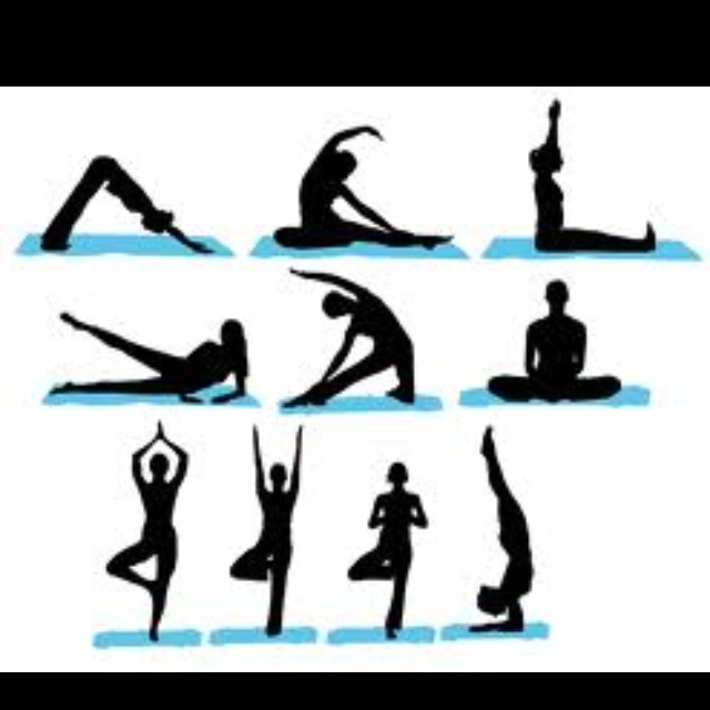 Namaste...i do this before every workout..great stretching and builds your core while helping you work on your breathing