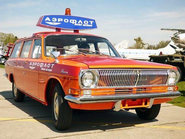 """ГАЗ 24-02 """"Волга"""" """"Эскорт"""" '1974–85"""