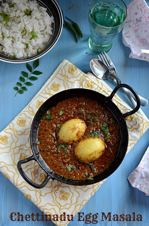 Today's recipe is a finger licking and spicy egg curry with flavorful spices,this curry goes very well with rice and roti.  We make the ...