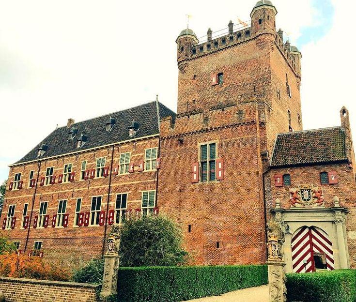 Ridders en prinsessen in Kasteel Huis Bergh, in 's-Heerenberg