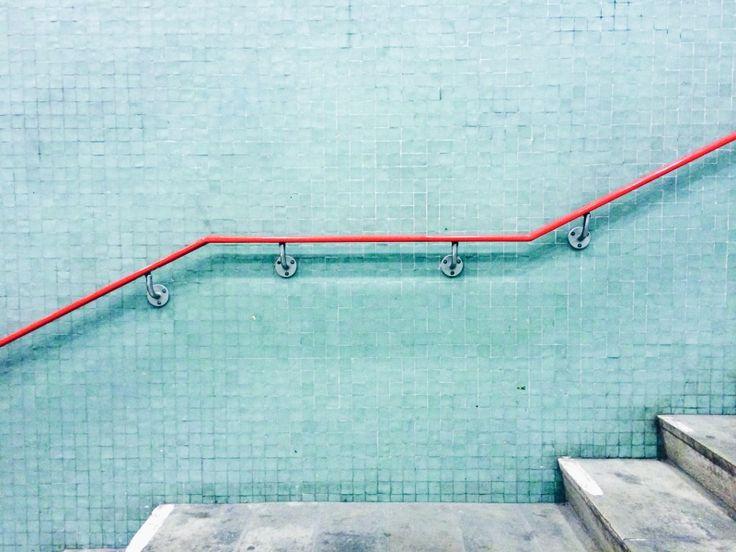 Blue tile | VSCO