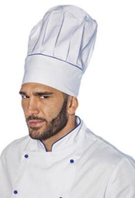 PAGAMENTO ANCHE ALLA CONSEGNA Cappello Cuoco Unisex Bicolore