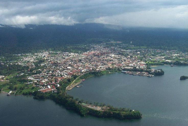 Malabo, Equatorial Guinea's CapitalCity