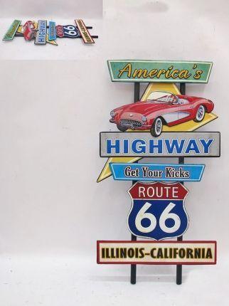 Highway Nostaljik Pano