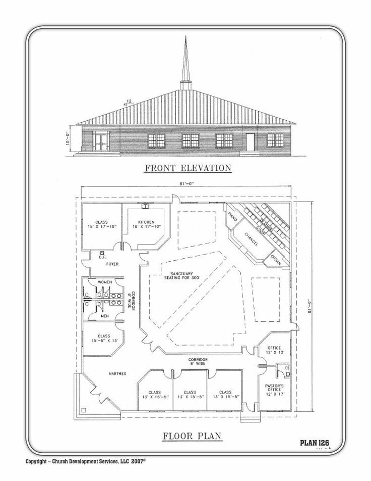 Church building plan pinterest church for Floor plan church