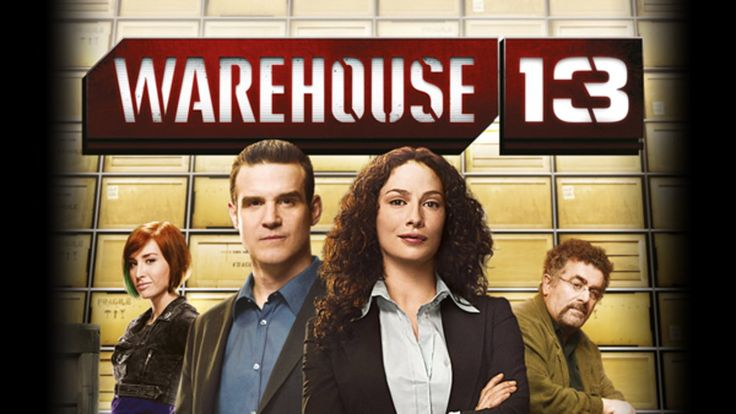 「ウェアハウス13 ~秘密の倉庫 事件ファイル~」が見放題