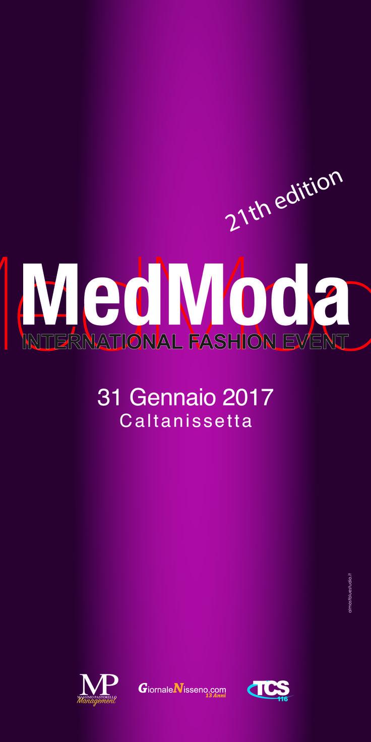 Sono aperte le selezioni per ultimi inserimenti alla XXI edizione del festival internazionale della moda MedModa