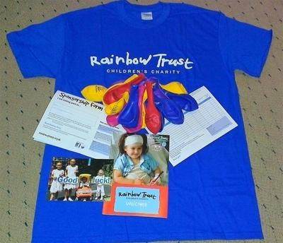 Charity Skydive: One Month Today!