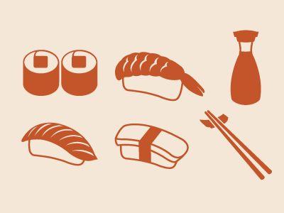 Nakanishi_sushi_icons