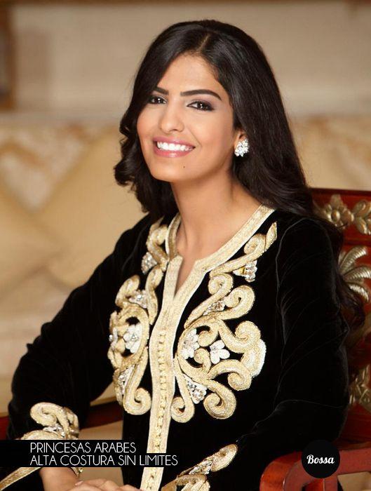Princesas arabes, alta costura sin limites.