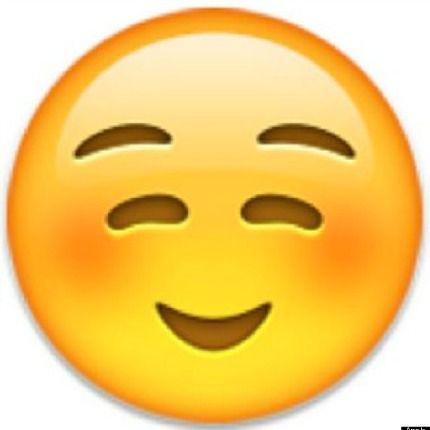 Pin by khuff on drawing smiley emoji cool emoji blushing emoji - Smiley bisous iphone ...
