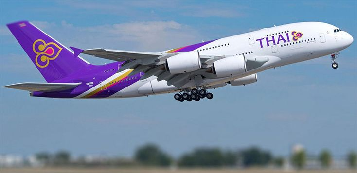 Thai Airways bán vé máy bay giá rẻ đi Bangkok, Thái Lan.
