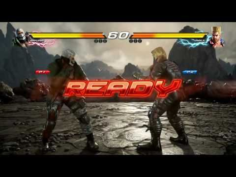 Evo 2017 Tekken 7 Pools 2