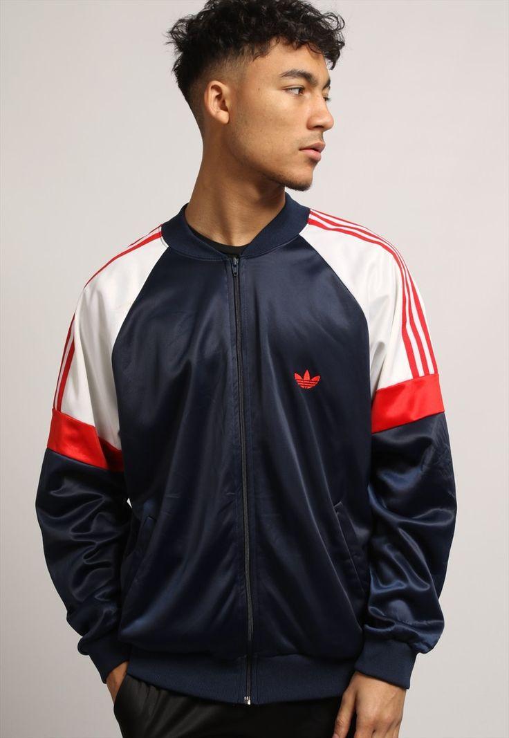 Vintage Adidas Track Jacket Gullygarms Asos