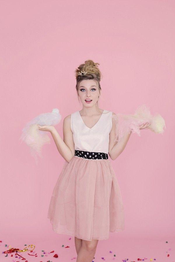 Glitter Girl: Cloe Lane Of Bon Pouf/Kimberly Genevieve Photography