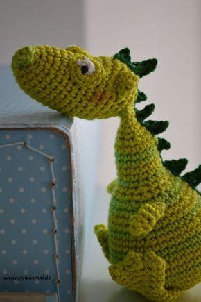 15 besten Drachen Bilder auf Pinterest | Drachen, Häkeln und ...