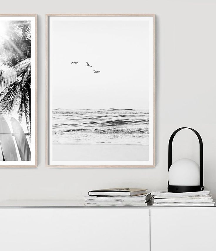 Beach Wall Art Ocean Print Coastal Decor Black And White Prints Ocean Photography Print In 2020 Beach Wall Art Beach House Wall Art Ocean Print