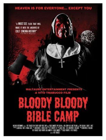 """""""Кровавый библейский лагерь/ Bloody Bloody Bible Camp"""" (2012)"""