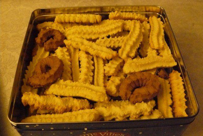 Retete Culinare - Biscuiţi şpriţaţi