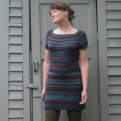 Winged Knits Zauber Pullover/Dress PDF