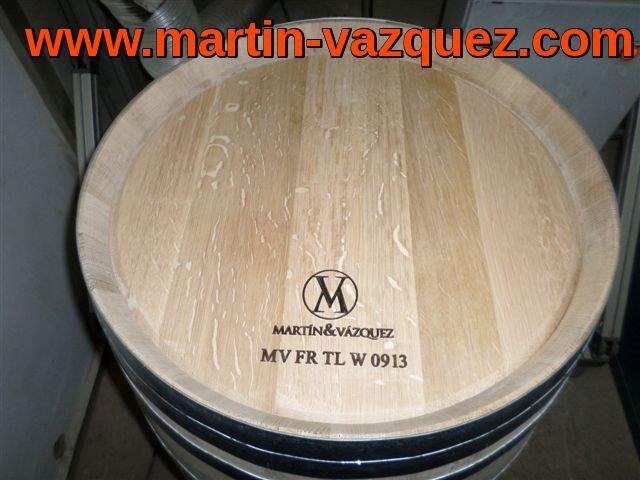 Barricas Toneleria Martin&Vazquez La Rioja