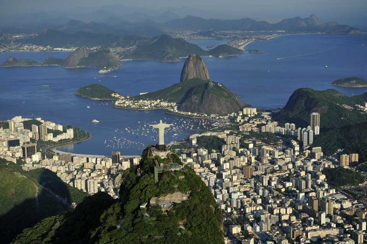 Celebrate the opening of the 2016 Olympics in Rio de Janiero with virtual tour of the most iconic landmarks in Brazil's capital, and beyond!