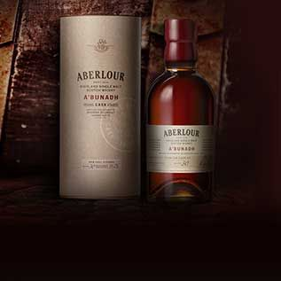 The Aberlour Range of Single Malt Whisky is available from Whisky Please.