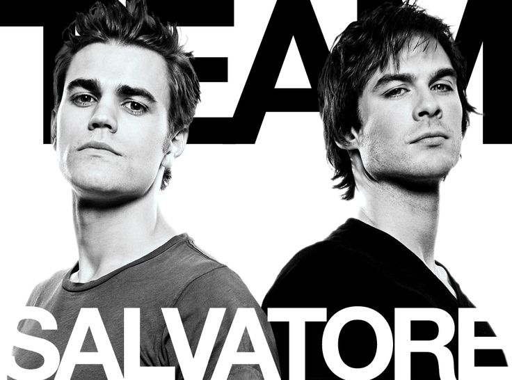 VAMPIRE SALAVORTE BROTHERS   Vampire Diaries Discussion Forums • View topic - Salvatore brothers ...