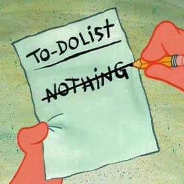 Pläne für heute? #lazysunday