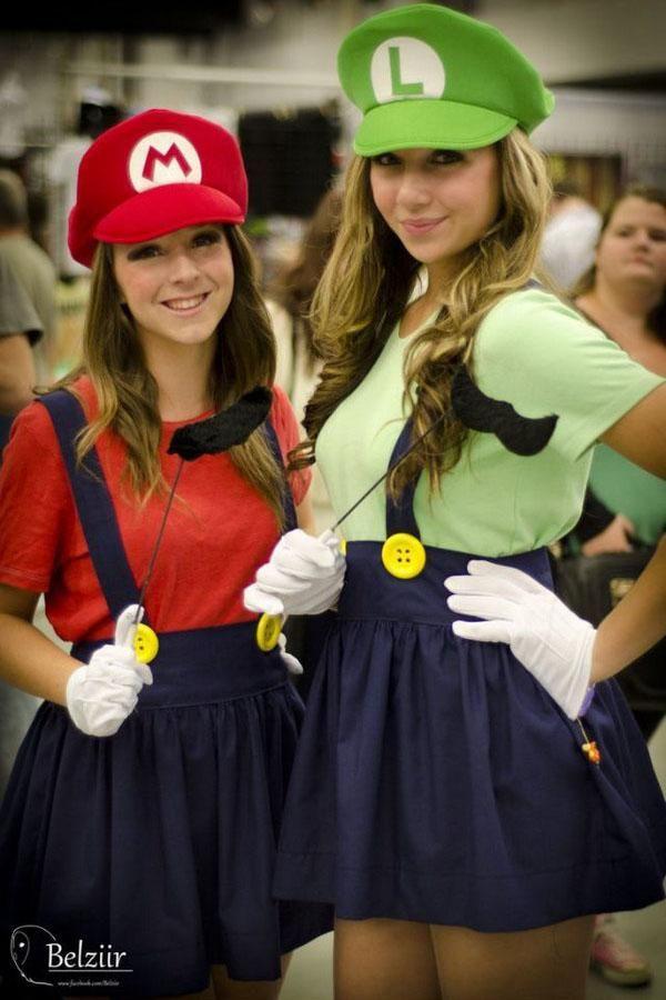 60+ Creative Girlfriend Group Halloween Costumes | Paar ...
