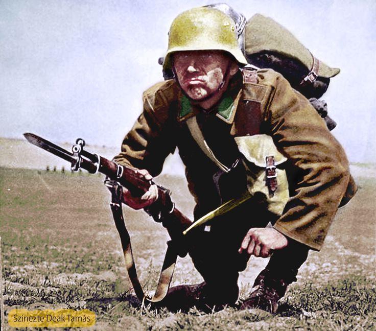 Honvéd roham! 1944.