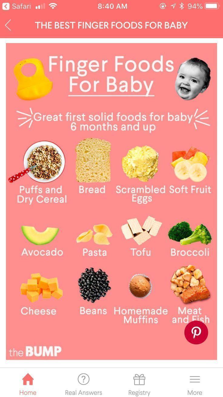 Diät für 6 Monate altes Baby zu füttern