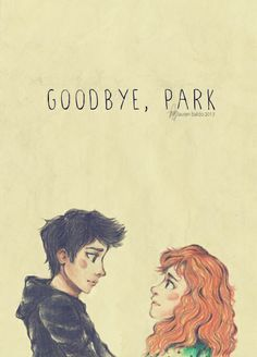 Eleanor and Park- Gah! This makes me want to cry! Also, thats much closer to how I pictured Park. :)