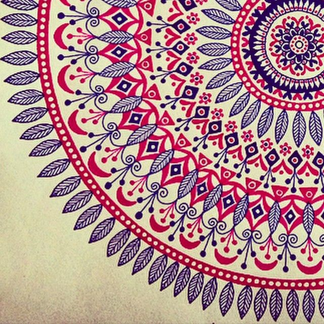 It's completed, massive and it took out 2 pens in the battle!! #draw #drawing #doodle #doodling #doodleart #mandala #pattern #design #paper #ink #pen #tattoo #art #myart #boho #gypsy #hippy #hippie #inspired #sketch
