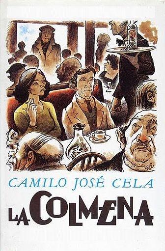 La colmena es una novela de Camilo José Cela, editada en Buenos Aires en 1945/1946. No pudo publicarla en España hasta 1951, debido a la censura de la época ya que en la novela hay bastantes alusiones al sexo y al ambiente homosexual y carcelario de la época. Estos temas y la época en la que se publicó, (estando Franco en el poder en España), provocaron la censura. Durante el mismo franquismo, Manuel Fraga -cuando fue nombrado ministro del interior-, autorizó la primera edición en España.