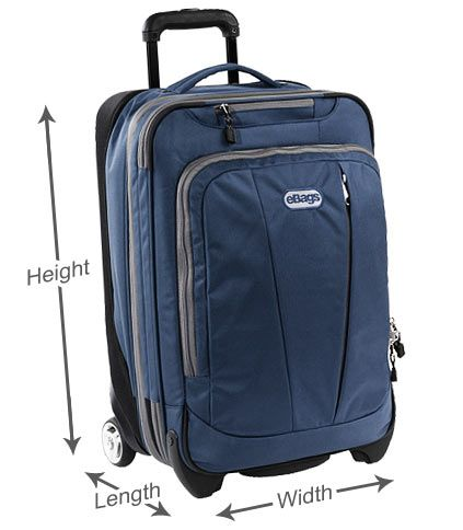 Airline Luggage Restrictions How To Measure Luggage