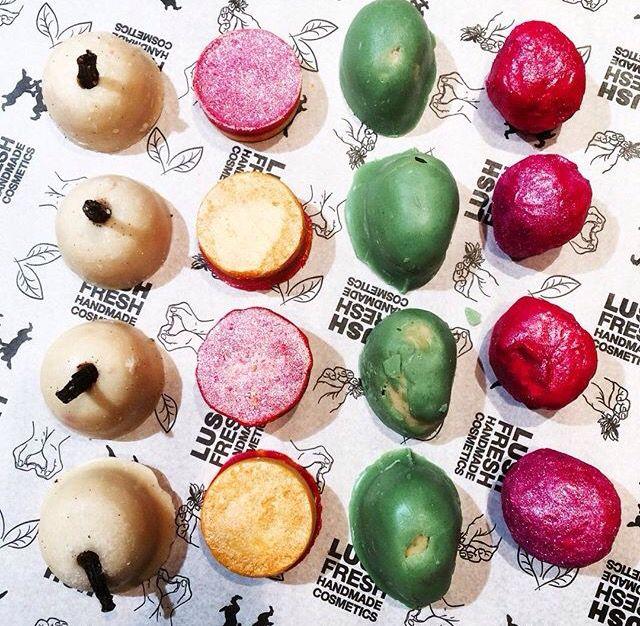 pinterest bellaxlovee (With images) Lush cosmetics