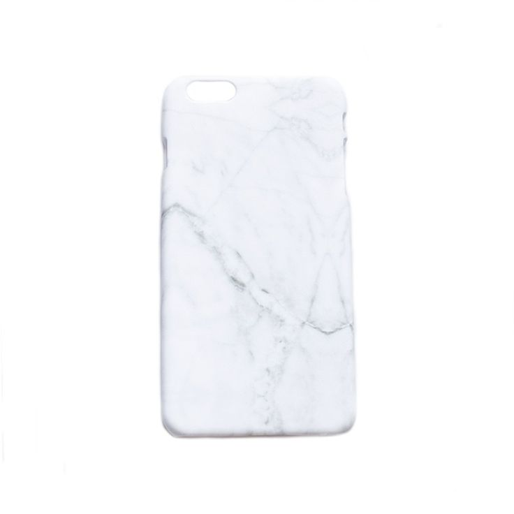 "iPhone 6 plus hoesje ""Marblelicious"""