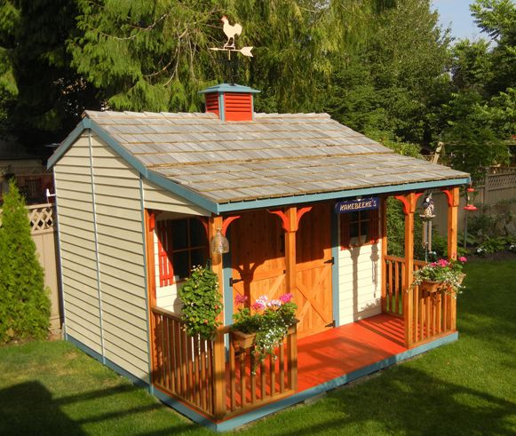 Garden Sheds With Porch 10 best sheds with porches images on pinterest | bunkhouse, garden