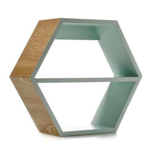 Hexagonal Large Shelves KIDS BATHROOM