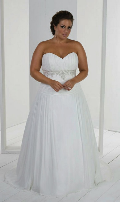 107 best plus size wedding gowns images on pinterest | wedding