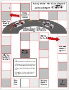Microsoft Word Games - Printable Board Game Templates (instead of  a study guide) by Dr. Jeff Ertzberger UNC Wilmington