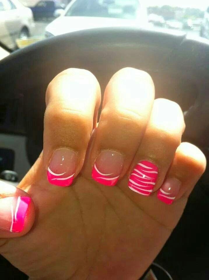 Nails...cute