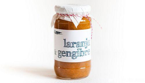 Geleia de Lanraja & Gengibre