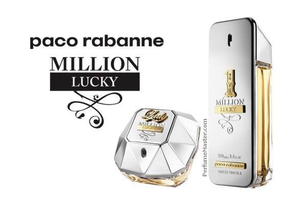 Paco Rabanne Million Lucky New Perfume Collection 2018 Perfume News Perfume Collection Paco Rabanne Perfume Perfume