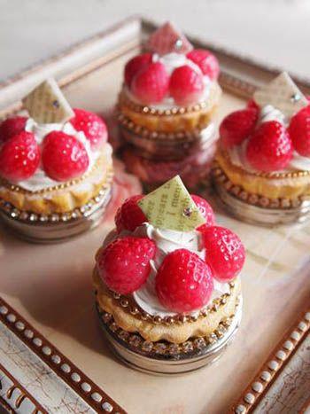 Sweet, fake sweets!