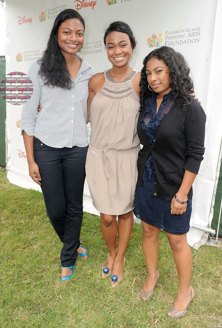 Anastasia, Tatyana and Kimberly Ali   Celebrity Siblings ...