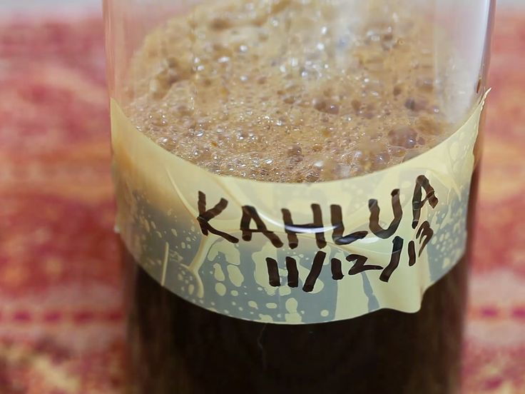 A homemade coffee liquor like Kahlua makes an excellent holiday gift or party beverage. What's more, yours will probably taste better than the real thing; after all, the best bartenders make their own ingredients, so why not follow suit?...