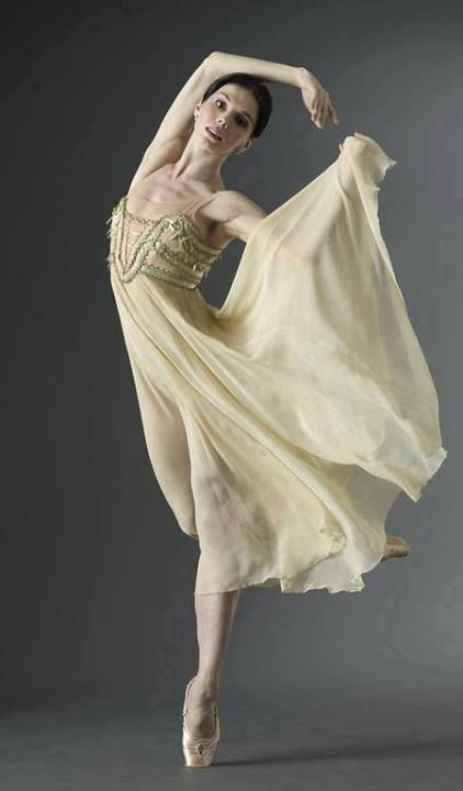 lordbyron44:  Natalia Osipova in costume for Romeo and Juliet. Photo  Nathan Sayers.