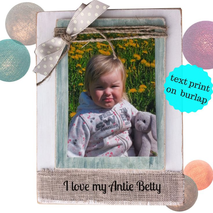 Baptism Christening Gift for Godparents Picture Frame, Photo Frame, Rustic  Custom Personalized , Godmother gift, Godparents gift by RusticMood on Etsy